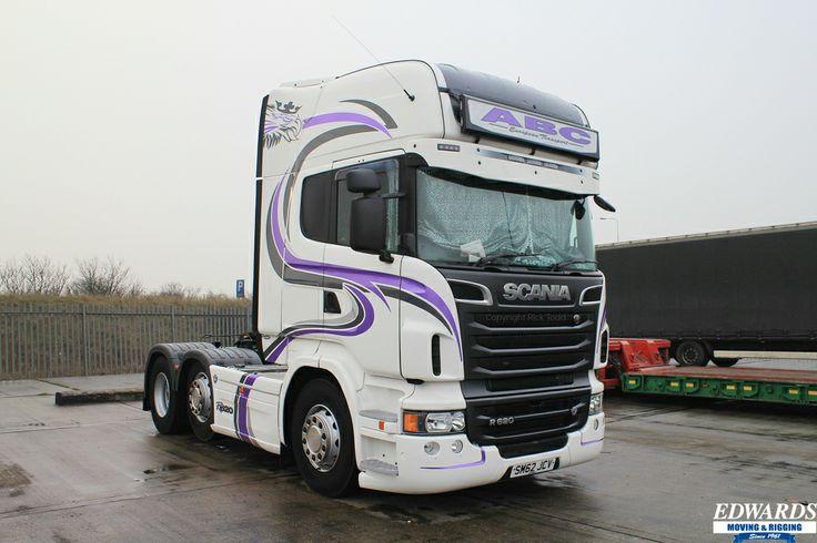 Scania R620 #heavyhauling