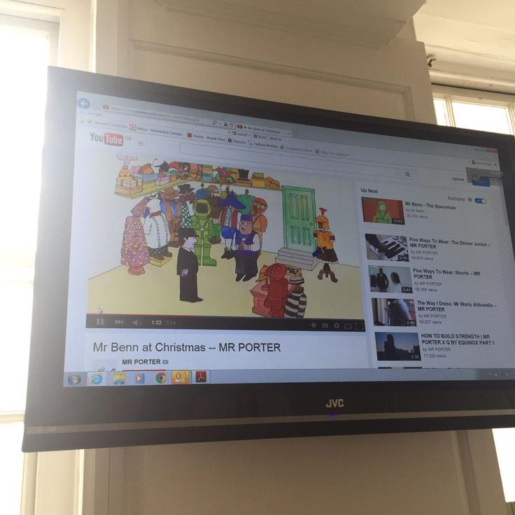Watching Mr.Ben whilst brainstorming! Where else would this be seen as useful?! #lifeatbenefit