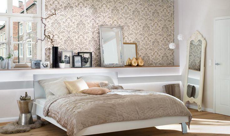 Schone Wohnzimmer Und Schlafzimmer Tapeten Schlafzimmer Tapete