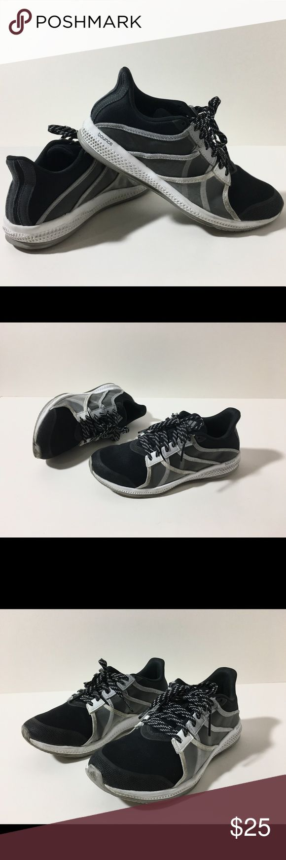 Adidas Bounce shoes Good condition Adidas Bounce shoes Adidas Shoes Sneakers