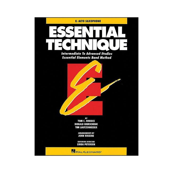 Essential Elements Movie Favorites: Eb Alto Saxophone (Essential Elements Band Method)