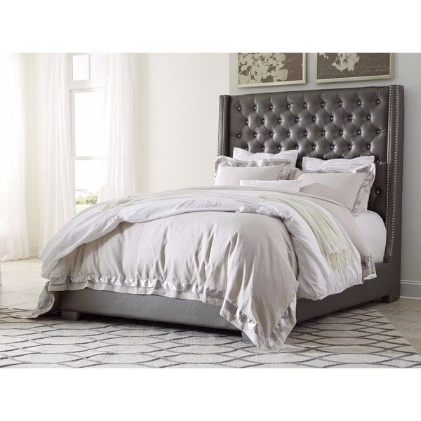 25 best ideas about upholstered beds on pinterest