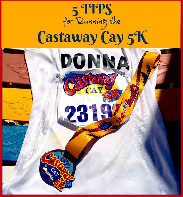 Top 5 Tips for Running the Castaway Cay 5K | Disney Cruise Line | Bahamas | Post 50 RX