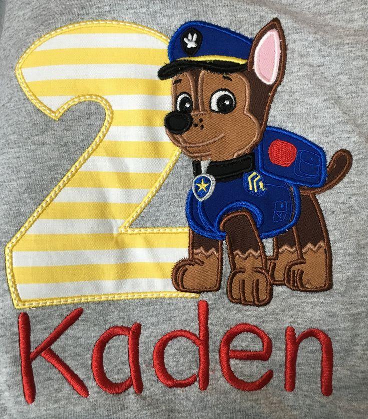 Paw patrol Birthday shirt                                                       …