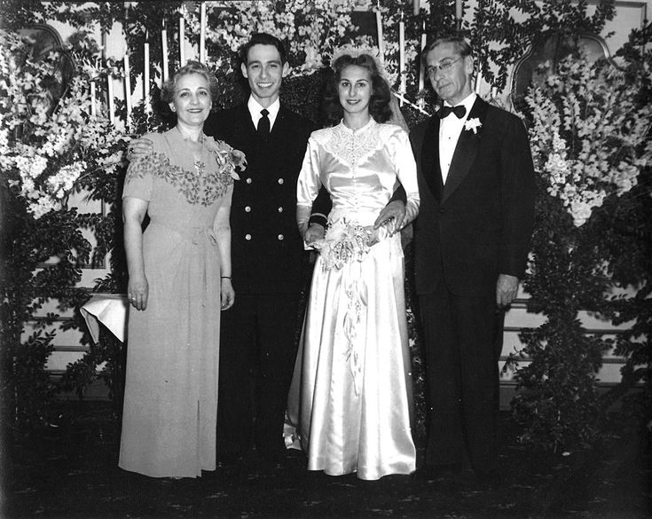 Chic Vintage Bride – Shirley Schiff