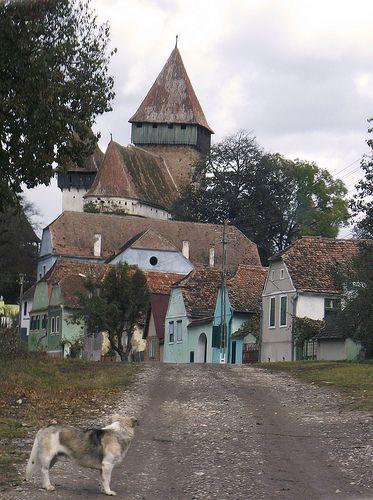 Iacobeni, Bucovina - North East Romania