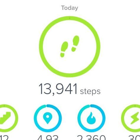 Killed that step count!!! #FitBit #DisableMyDisability #BreakingBarriersNotBones #Fit #Fitness #FitOver40