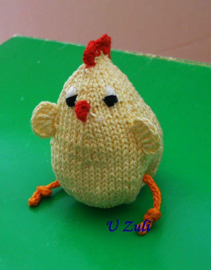 kurczak na drutach