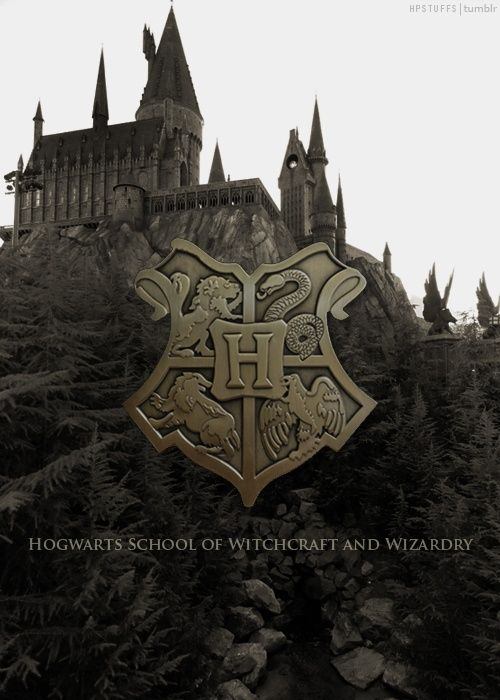 Hogwarts by Queen of them all