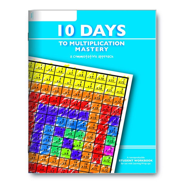 This 62- page student workbook contains a conceptual description of Multiplication along with daily activities, worksheets, story problems and recording charts designed to illustrate commutative prope