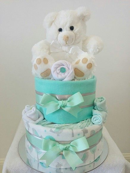 best  nappy cake ideas on   baby shower centerpieces, Baby shower invitation