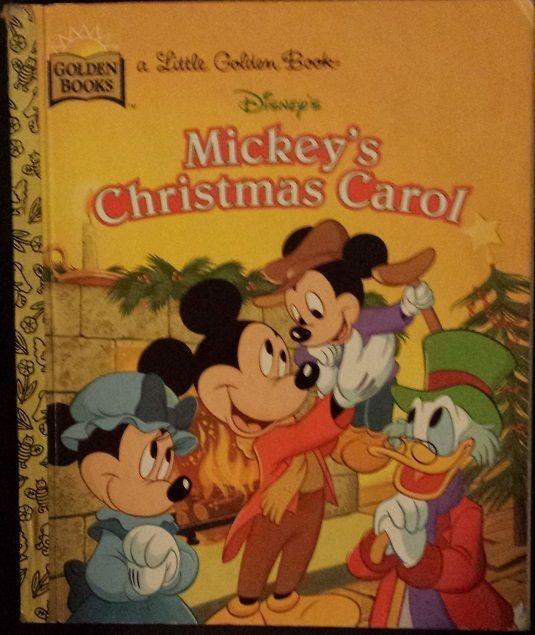 Golden Books Christmas