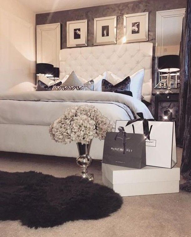 We Love This Bedroom Setting Who Else Loves This Colour Scheme