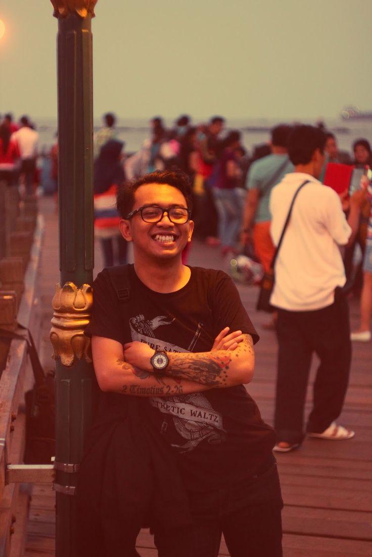 Dalam setahun ke Ancol cuma dua kali, suer!!!
