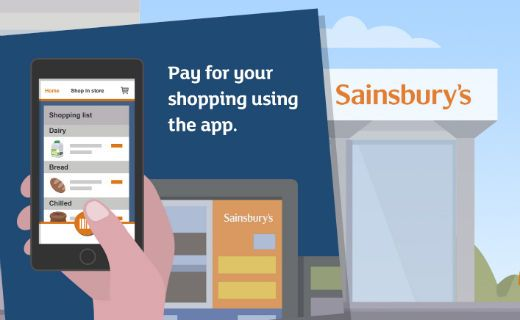 Sainsbury's Grocery Shopping App Lets You Skip the Checkout Counter #tech trendhunter.com