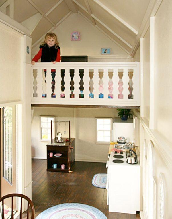 Игровые домики для детей своими руками