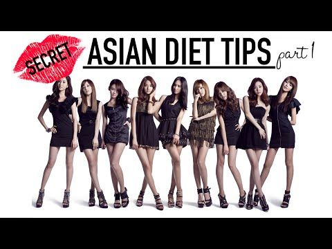 Diet tips: 10 Asian Diet Secrets | wengie.com - beauty, fashion, lifestyle, diet, makeup, korean and asian inspired makeup tutorials