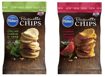 Saving 4 A Sunny Day: 75¢ on 1 Package Of Pillsbury Baguette Chips