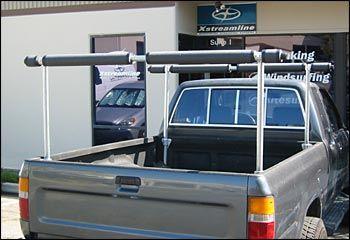 Truck Bed Racks For Kayaks | Xstreamline Kayaking - Car and Truck Racks