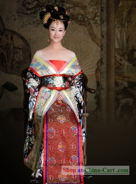 Ancient Chinese Princess Costumes