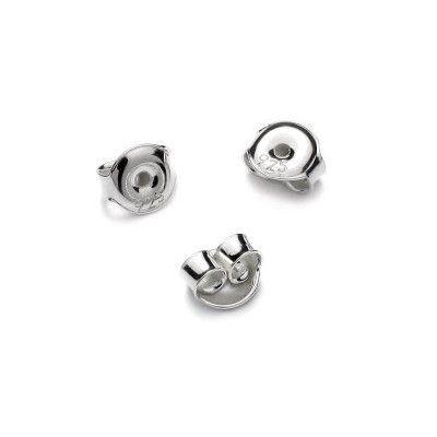 Earnuts - B0   Weight ~ 0.18g ( 1 pair ) Metal : sterling silver ( AG-925)  1 package = 1 pair
