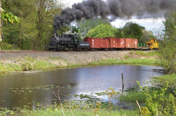 1. The Chehalis-Centralia Railroad & Museum, Chehalis
