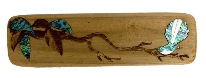 Driftwood+Paua+Fantail+on+Branch  http://www.shopenzed.com/driftwood-paua-fantail-on-branch-xidp678787.html