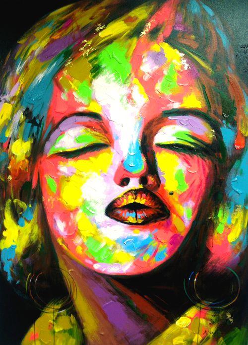 Art: Marilyn Monroe