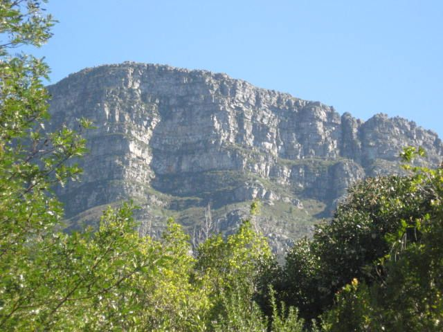 Part of Table Mountain