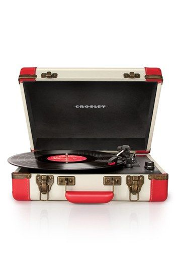 Crosley Radio 'Executive' USB Turntable available at #Nordstrom