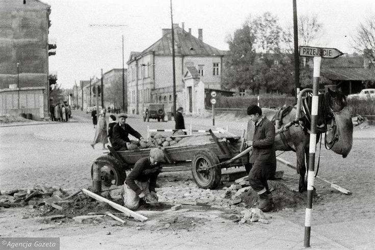 Zdjęcie numer 68 w galerii - Jak kiedyś wyglądał Białystok? Unikalne zdjęcia Antoniego Zdrodowskiego