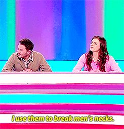 Aisling Bea on 8 Out of 10 Cats