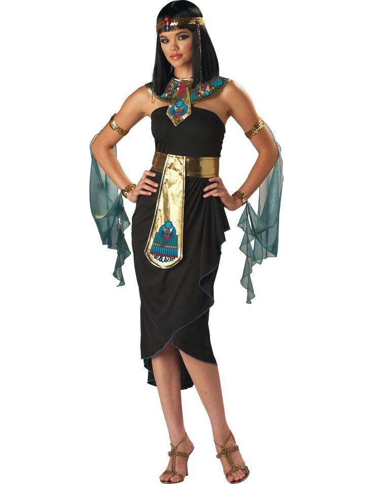 De leukste verkleedkleding voor dames kunt u bestellen bij Vegaoo! Bestel snel dit Cleopatra kostuum voor vrouwen tegen de beste prijs