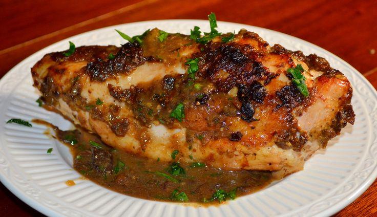 Chicken Marbella | Chicken & Turkey Dinner Ideas | Pinterest