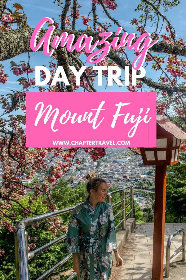 Day trip Mount Fuji