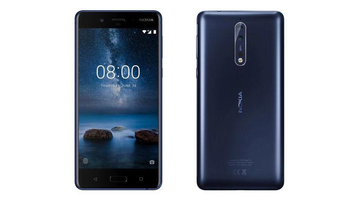 Nokia 8, svelate le immagini dello smartphone di punta https://www.sapereweb.it/nokia-8-svelate-le-immagini-dello-smartphone-di-punta/        Dopo la presentazione e il lancio del deludente Nokia 3, e mentre aspettiamo che arrivino in Italia i fratelli maggiori Nokia 5 e 6, HMD Global potrebbe essere sul punto di presentare al mondo il suo prossimo smartphone, il suo primo gadget di fascia alta: Nokia 8. Del gadget si parla...