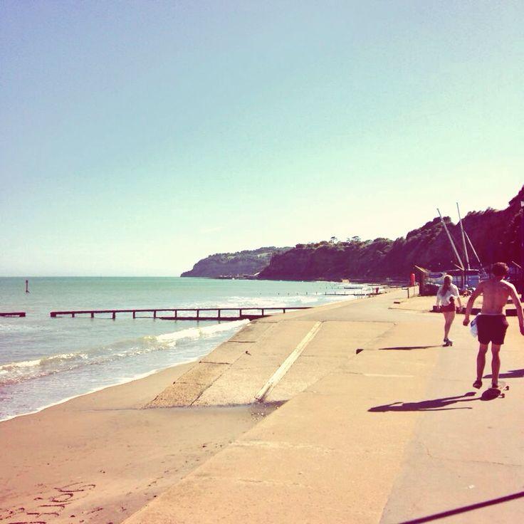 Sandown, Isle of Wight.
