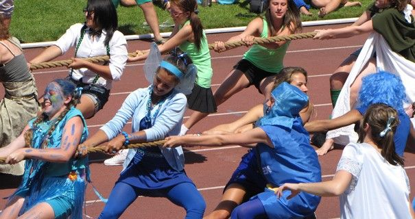 Wellington Girls' College Sports Day