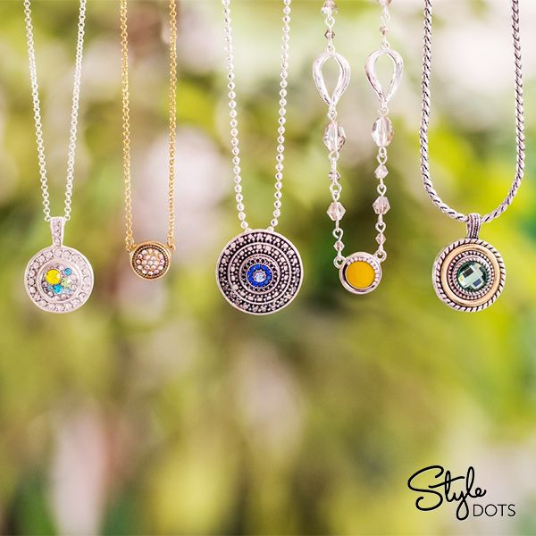Decisions, decisions! I know, one of each :) With all this and more to choose from at Style Dots, there's always to perfect touch to polish off your outfit!