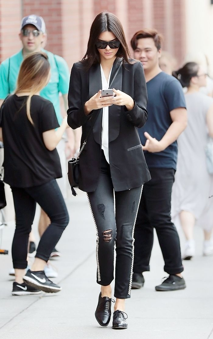 Style Secrets You Can Only Learn From Kendall Jenner via @WhoWhatWear