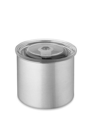 Airscape Stainless-Steel Storage Containers #WilliamsSonoma