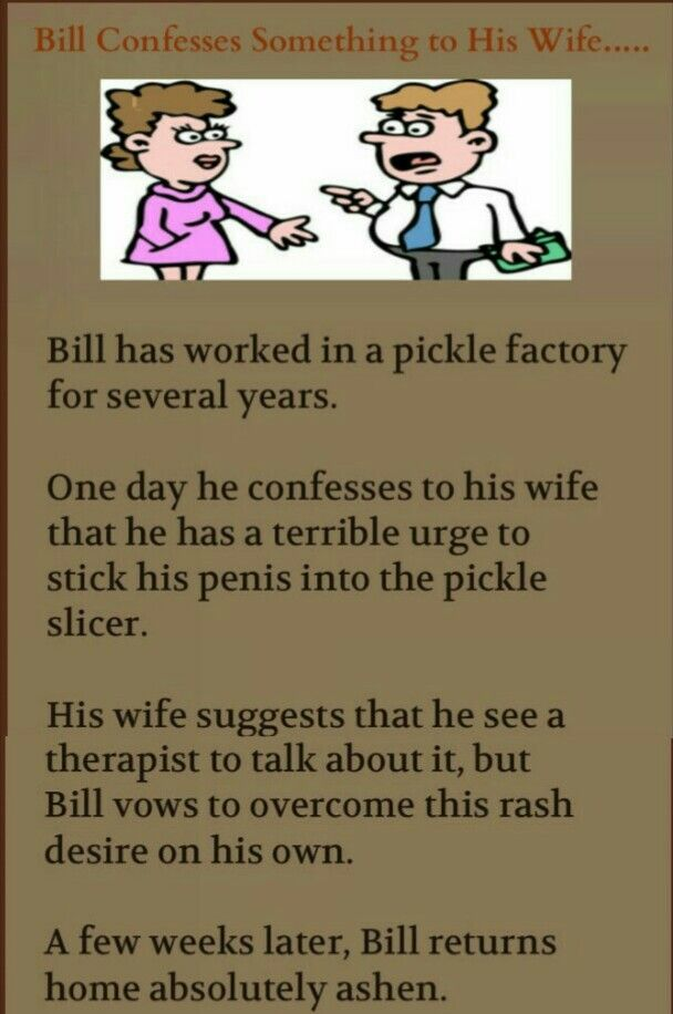 HUSBAND WIFE JOKES & FUNNY STORY Husband confesses something to her wife