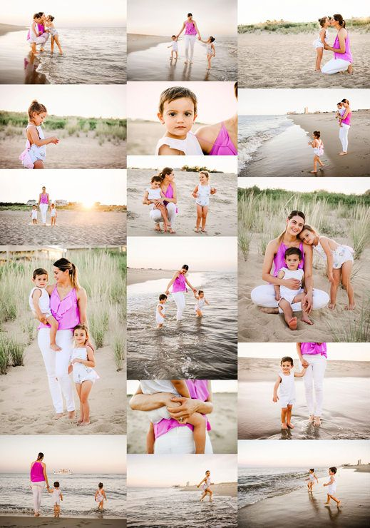 Motherhood Photo Session, Virginia Beach Oceanfront – Melissa Bliss Photography