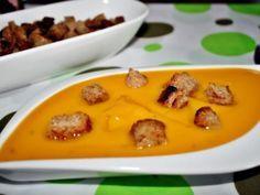 Rețetă Felul principal : Supa crema de dovleac de SilviaU