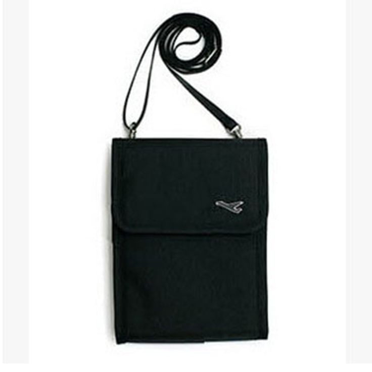 Passport Cover Travel Wallet Document Holder Inclined shoulder bag Passport ID Credit Card Holder Sac Bolso A Main Bolsa ** Locate the offer simply by clicking the image