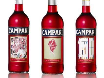 Campari: Red, Campari, Design Packaging Design