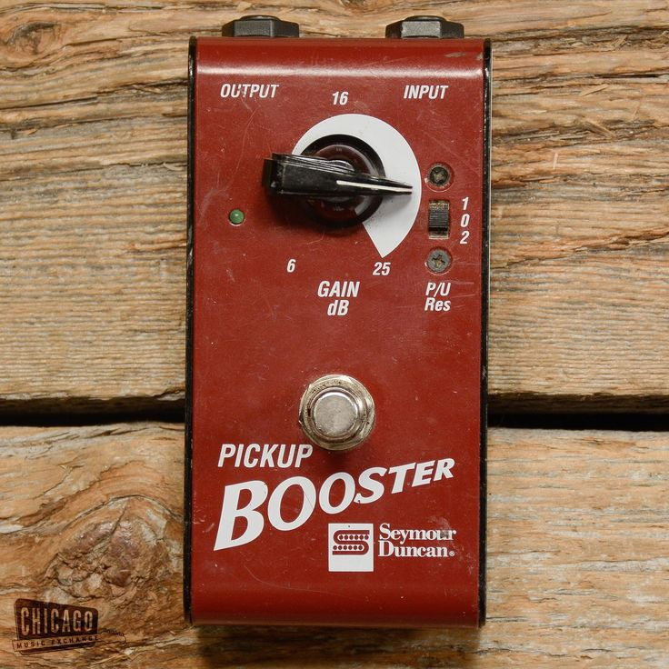 Seymour Duncan Pickup Booster USED
