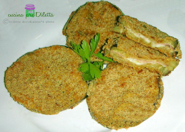 I cordon bleu di melanzane al forno sono un gustosissimo secondo piatto da provare assolutamente. Per farcire i cordon bleu di melanzane al forno di .......