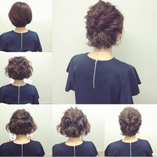 YUJI / plastic | trend,ヘアアレンジ,HAIR SPRING,NYLON ACCESSORY,NYLON UP STYLE | 4月9日 - HAIR
