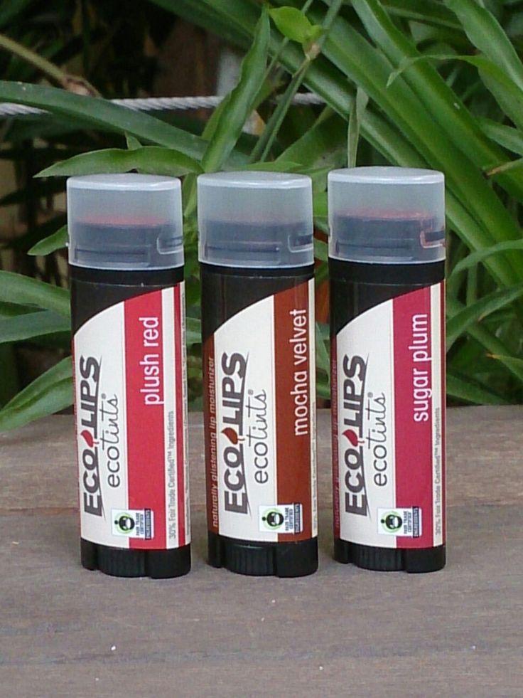 Eco Lips, tinted lip balm
